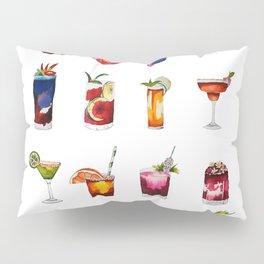 Cocktails Pillow Sham