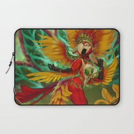 The Carnival Queen Laptop Sleeve