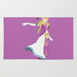 Princess Zelda(Smash)Skyward) Rug