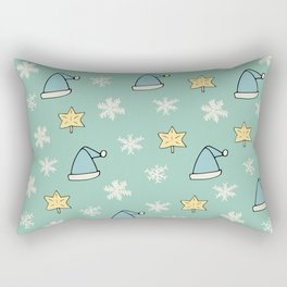 Christmas pattern Rectangular Pillow