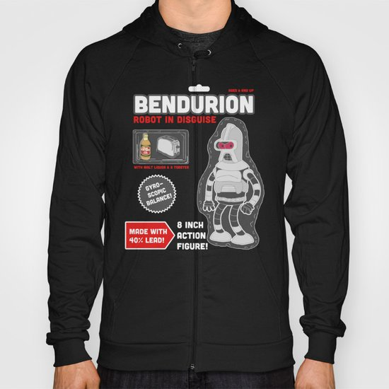 Bendurion: Robot in Disguise Hoody