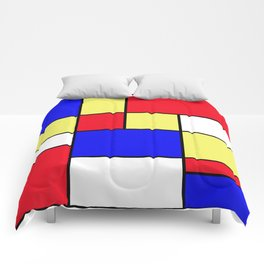 Abstract #412 Comforters