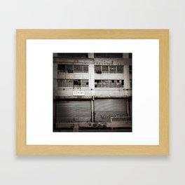 Eat It Corp Framed Art Print