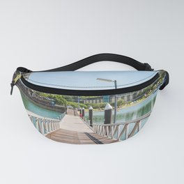 Scenic spot at Darwin Waterfront Wharf Fanny Pack