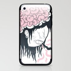 ive got worms in my head iPhone & iPod Skin