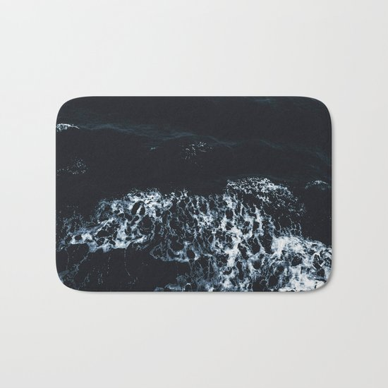 Crash Me With Silence Bath Mat
