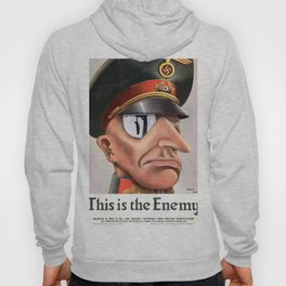 This Is The Enemy Hoody