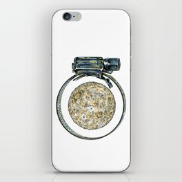 This is not a clamp. Just my imagination. iPhone Skin