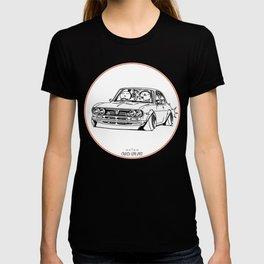 Crazy Car Art 0187 T-shirt