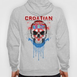 To The Core Collection: Croatia Hoody