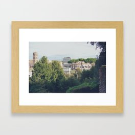 Roma Antica (26) Framed Art Print