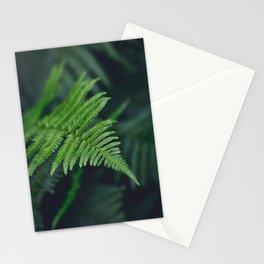 fairy fern Stationery Cards