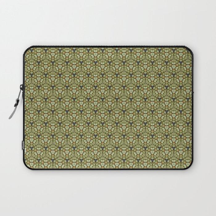 Yellow Apples Pattern Laptop Sleeve