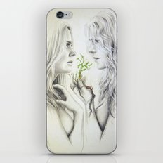 resurgence  iPhone & iPod Skin
