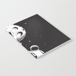 Fly Moon Notebook