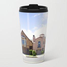 San Francisco beautiful houses Travel Mug
