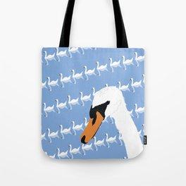 The Swan Gallery Giftshop Tote Bag