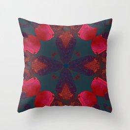 Mandala V Throw Pillow