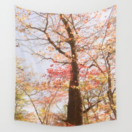 October Colors Wall Tapestry