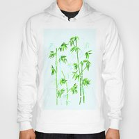poetry Hoodies featuring Japanese Poetry by Mivi Saenz on Aqua Expressions