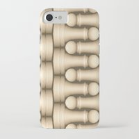 chess iPhone & iPod Cases featuring Chess by Kippy