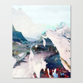 Untitled 20131108w (Landscape) Canvas Print