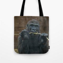 Gorilla Lope Tote Bag