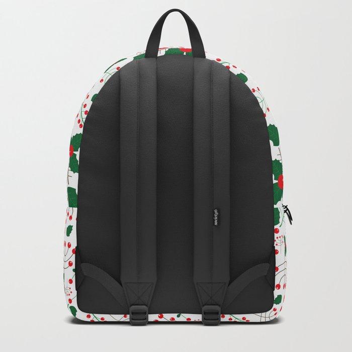 mistletoe Backpack