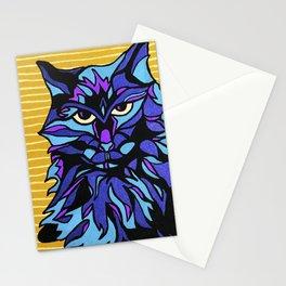 Sleek Ozzy Stationery Cards