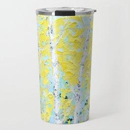 New England Paper Birch Travel Mug