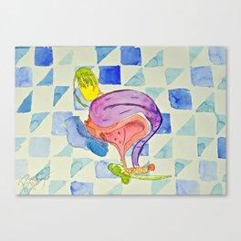 Outrageous Ovaries Canvas Print