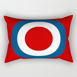 FLAG - FRENCH COCKADE Rectangular Pillow