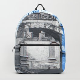Small channel Backpack