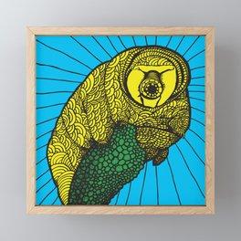 Tardigrade Framed Mini Art Print