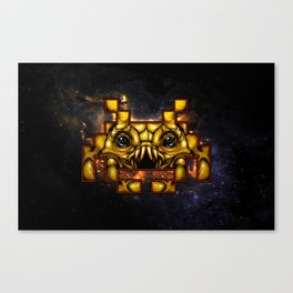 Invaders IRL Canvas Print