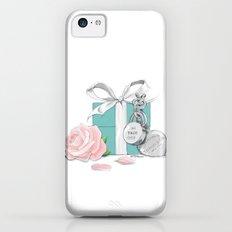 Tiffany Rose Slim Case iPhone 5c