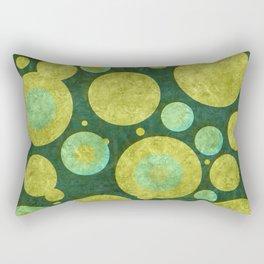 """""""Retro Party Glitter Dots"""" Rectangular Pillow"""