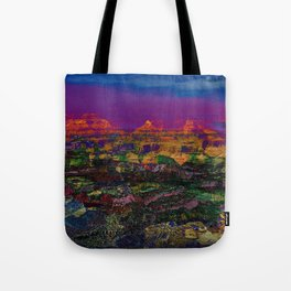Spectacular Canyon Tote Bag