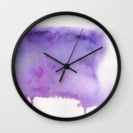 Liquid galaxy Wall Clock