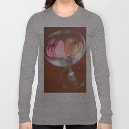 Valentine macarons Long Sleeve T-shirt