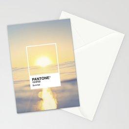 PANTONE SERIES – SUNRISE Stationery Cards