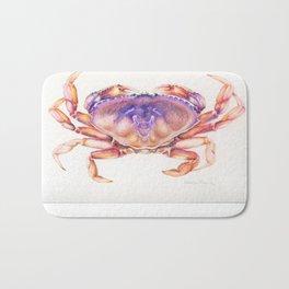 Dungeness Crab Bath Mat