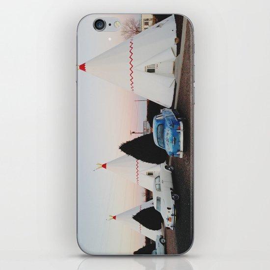 Wigwam Motel iPhone & iPod Skin