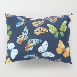 Butterfly Pattern 03 Pillow Sham