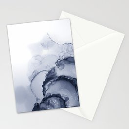 BLUE INK 88 Stationery Cards