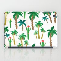 palm iPad Cases featuring palm by Ceren Aksu Dikenci