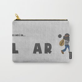 Liar Carry-All Pouch