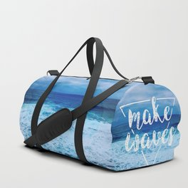 Make Waves Duffle Bag