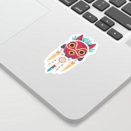 Spirit Catcher Sticker