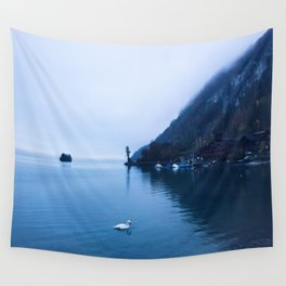 Swan Lake Wall Tapestry